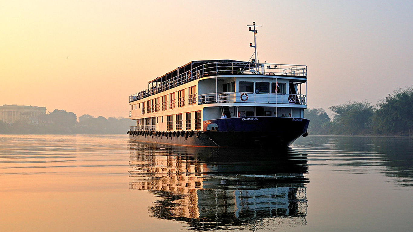 Brahamputra River Cruise Tour package