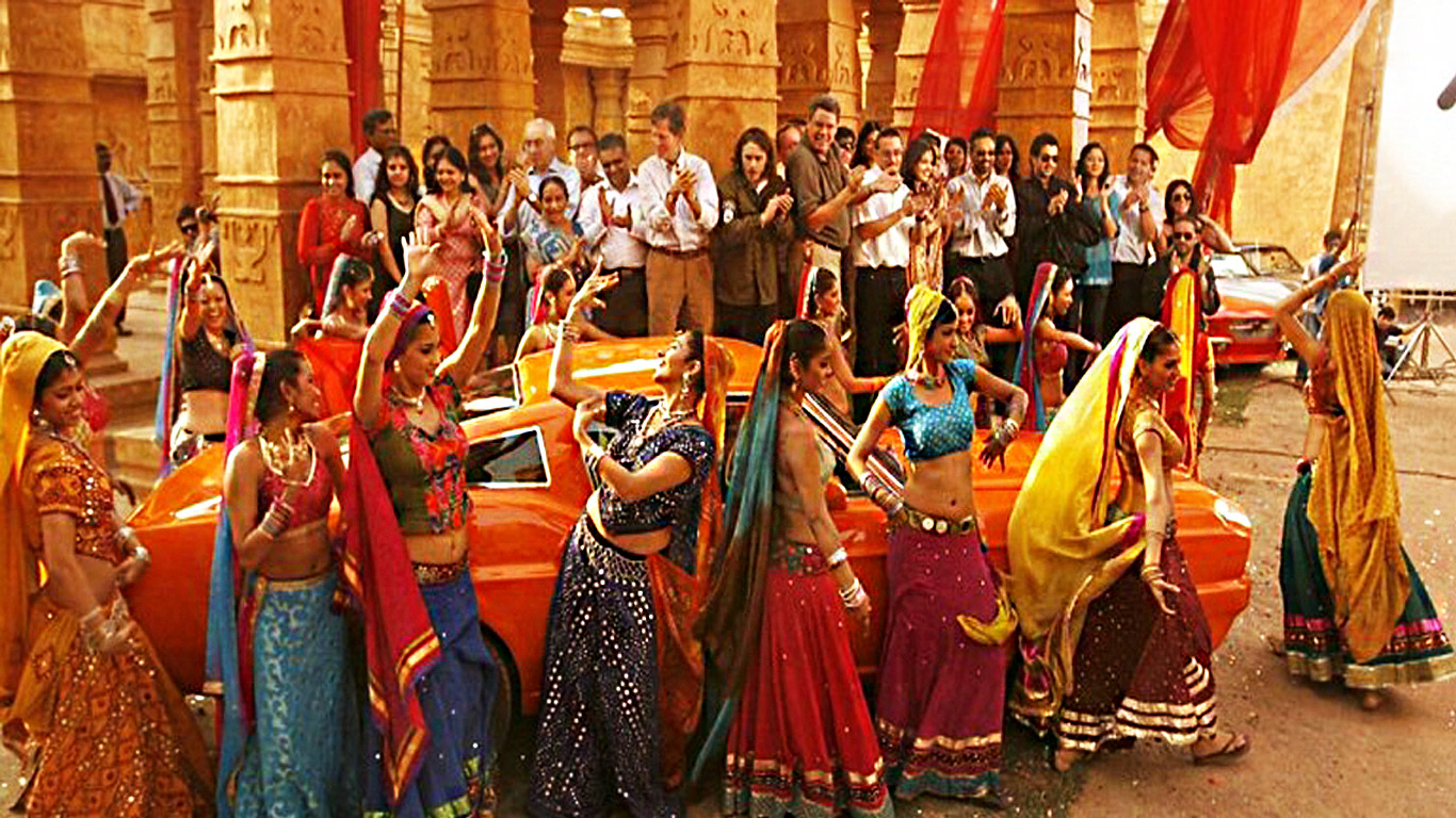 Bollywood Dance workshop tour experience