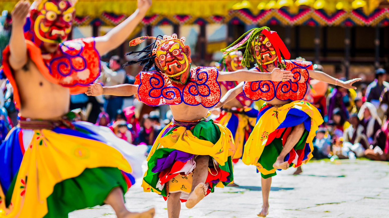best tour packages in bhutan by Travmic Tours & Travels