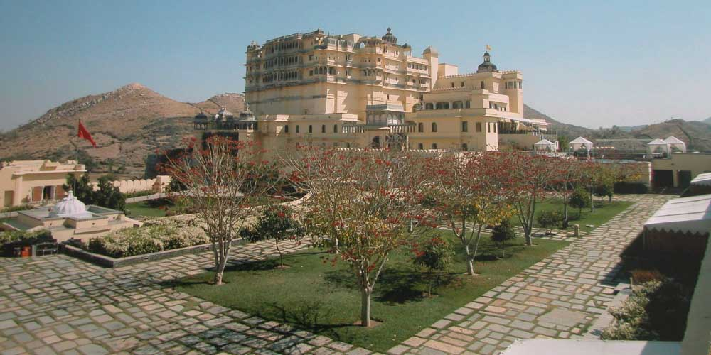 The Devi Garh Fort Palace, Udaipur