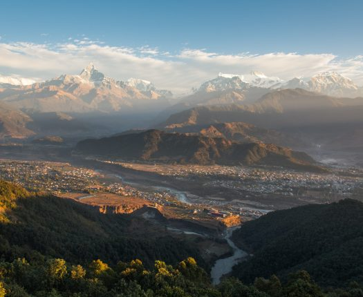 visiting Nepal in January