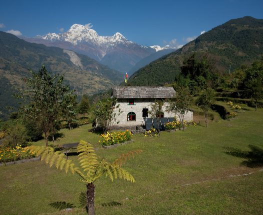 visiting Nepal in FEBRUARY