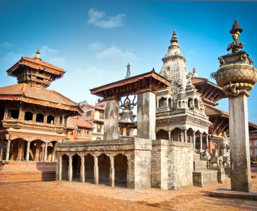 visiting Nepal in March