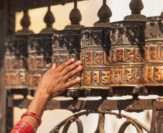 visiting Nepal in July